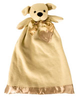 Personalized Jack Terrier Lovie Security Blanket (TEMPORARILY OUT OF STOCK)