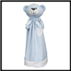 Embroider Buddy Blue Bear Blankey