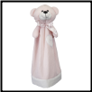 Embroider Buddy Pink Bear Blankey (TEMPORARILY OUT OF STOCK)