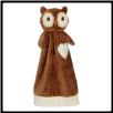 Embroider Buddy Owl Blankey