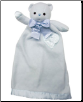 Personalized Blue Bear Lovie Security Blanket (TEMPORARILY OUT OF STOCK)